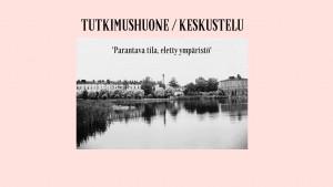 TUTKIMUSHUONE